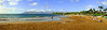"""Maui Hawaii - Wailea Beach <BR><BR>Want to buy a print of this image?  Click <a href=""""http://www.langfordphotography.com/For-Sale/New-Site-Panormaics/9004552_h7zw9H"""">Here</a>!"""