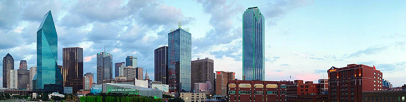 """Dallas Texas - West End Sunset <BR><BR>Want to buy a print of this image?  Click <a href=""""http://www.langfordphotography.com/For-Sale/New-Site-Panormaics/9004552_h7zw9H"""">Here</a>!"""