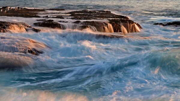 Ocean Dance  Laguna Beach, California