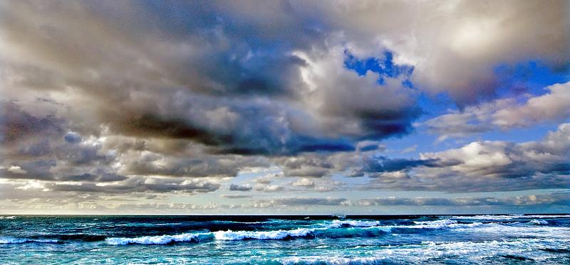 Pastel Serene          North Shore, Oahu