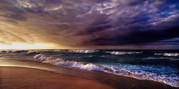 Morning Has Broken     Southern  Coast, Costa Rica