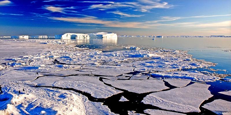 Frozen Eternity             Antarctica