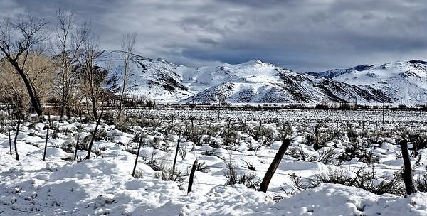 December      Sierra Nevada Range, California