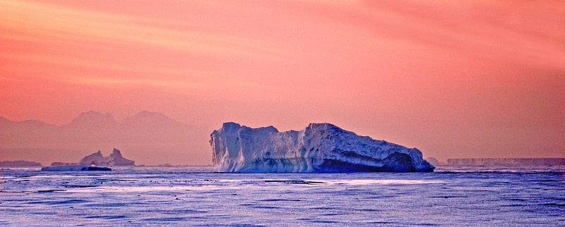 In Another Time                 Antarctica