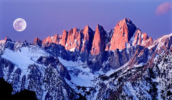 Individuality     Mt. Whitney, California