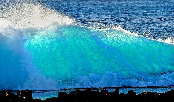 A Long Wait  North Shore, Oahu, Hawaii