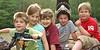 Cousins - Isaiah, Sydney, Iliana, Ethan & Tobi