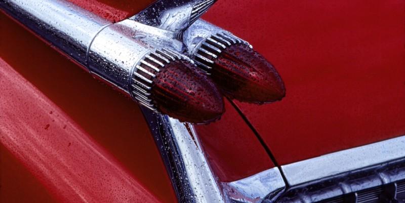 1959 Cadillac Rear End