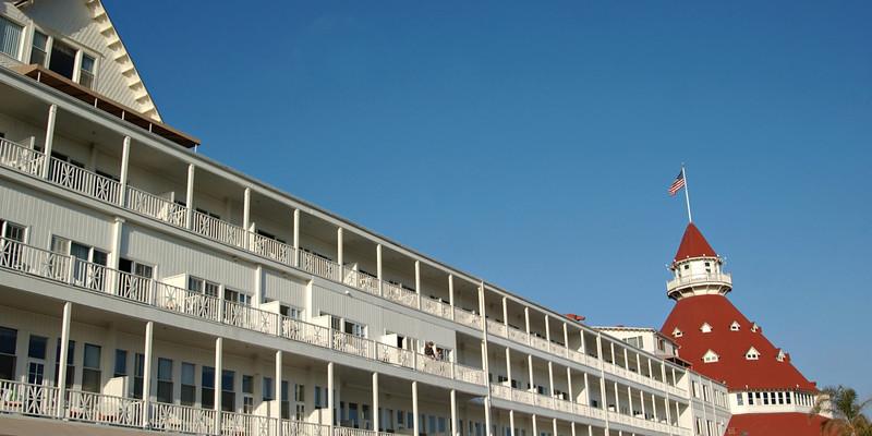 Del Coronado Hotel  - San Diego, CA