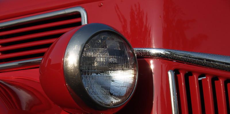 Vintage 1941 Ford Flatbed