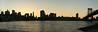 NYC Skyline w/Brooklyn & Manhattan Bridge 13x40