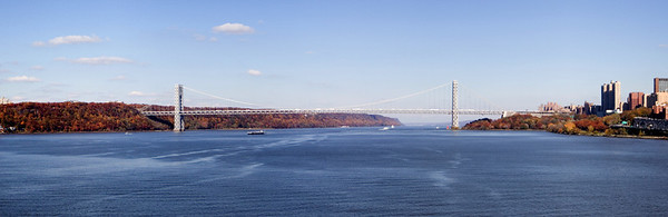 George Washington Bridge 13x40