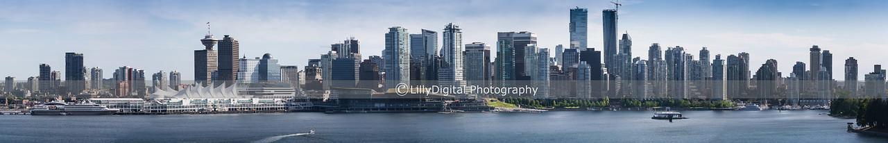 Vancouver Cityscape - Canada