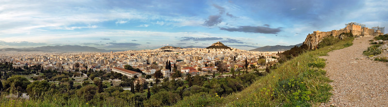 <b><font>Athens | Greece</font></b> Climbing up to the Areopagus Hill