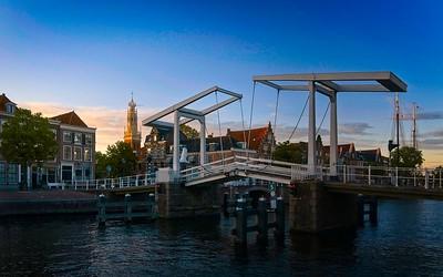 Gravestenbrug - Haarlem