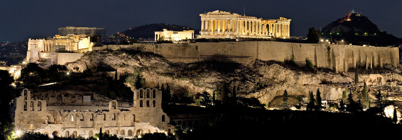 <b><font>Athens | Greece</font></b> The cornerstone of classic art: The Acropolis