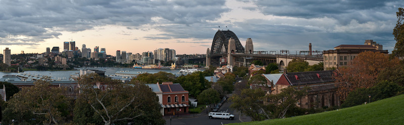<b><font>Sydney | Australia</font></b> Another aspect of the Harbour Bridge...