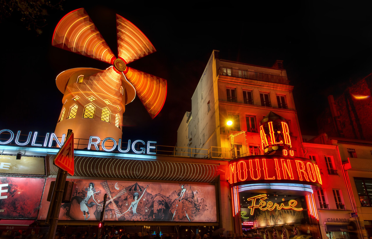 Moulin Rouge Moulin Rouge