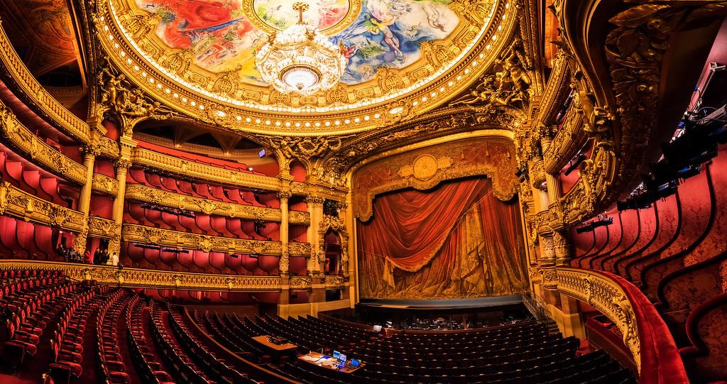 Paris Opera House (Palais Garnier)
