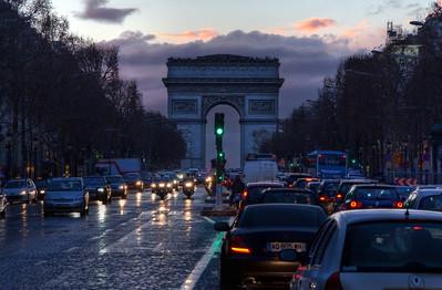 Arc De Triomphe Arc De Triomphe