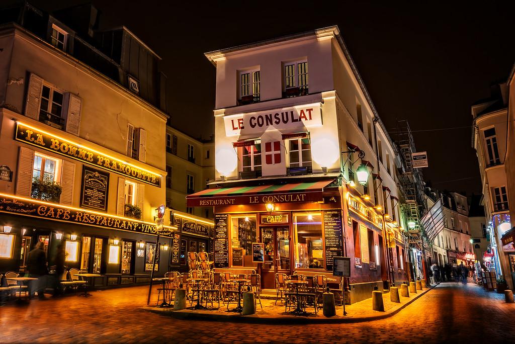 Le Consulat (Paris, France)