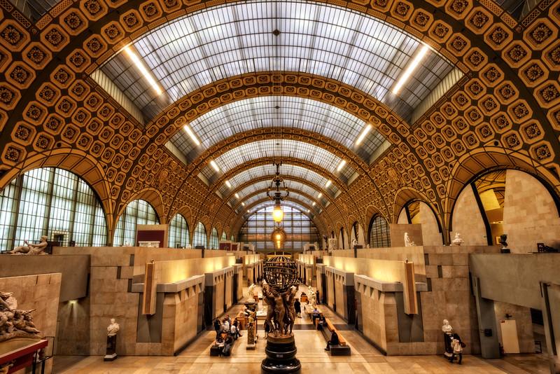 Musee d'Orsay (Paris, France)