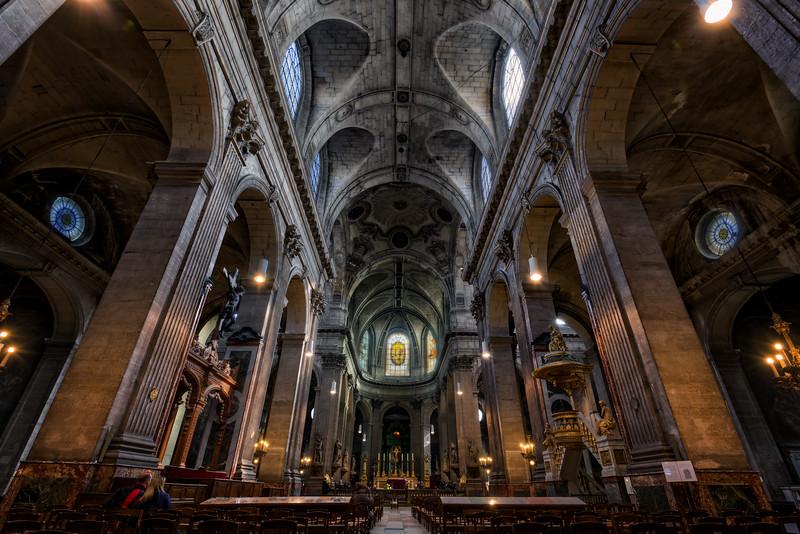 Saint Sulpice Church (Paris, France)