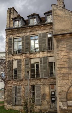 Shattered Building Shattered Building
