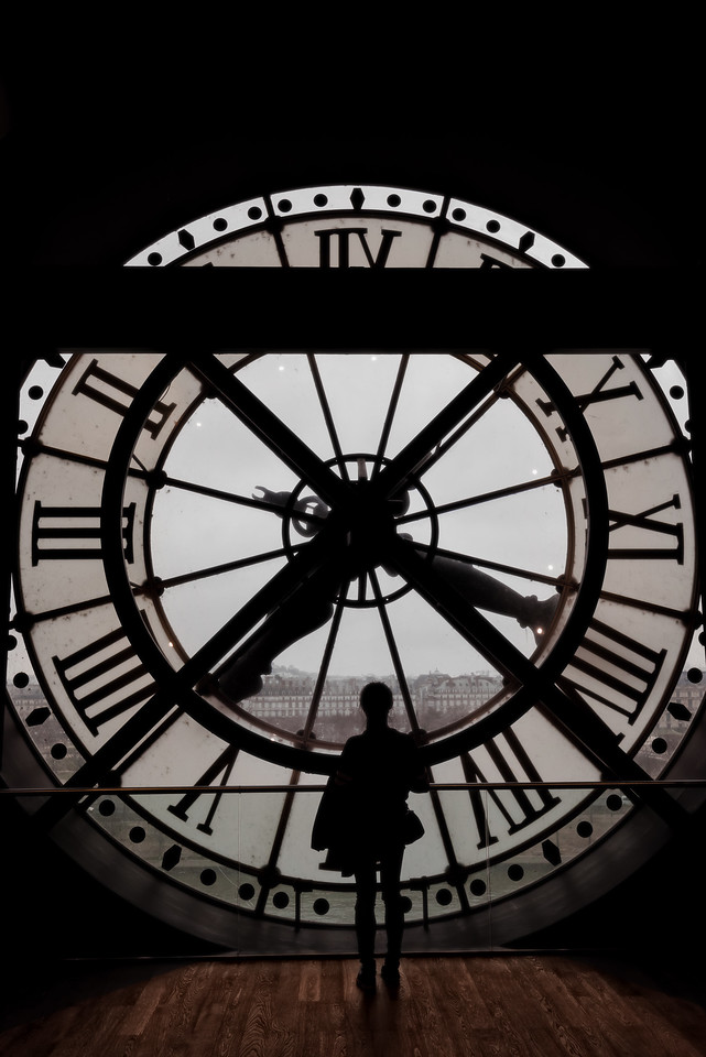 Time Waits for No One (Musee D' Orsay - Paris, France)