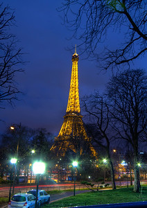 Eiffel Tower At Night Eiffel Tower At Night