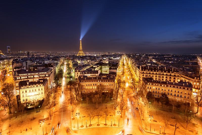 Beacon of Paris (Paris, France)