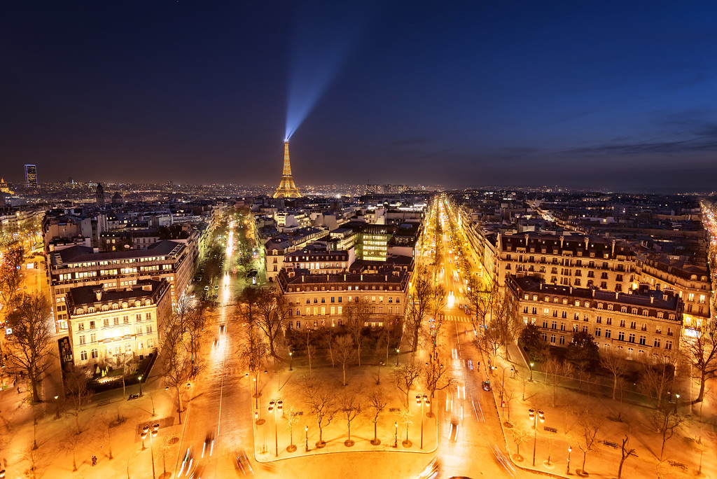 Beacon of Paris (Paris, France)