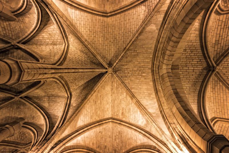 Conciergerie Arches - details 2 (Paris, France)