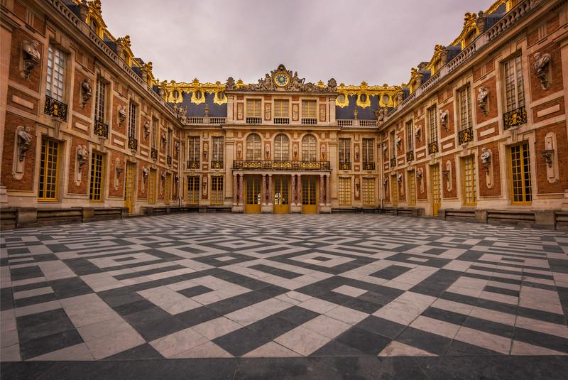 Palace of Versailles (Paris, France)