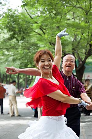 2) Red Dancing 1