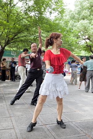 3) Red Dancing 2