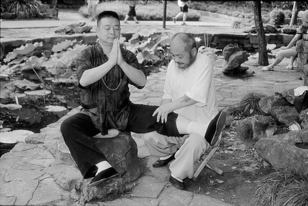 10) Massage in Peace