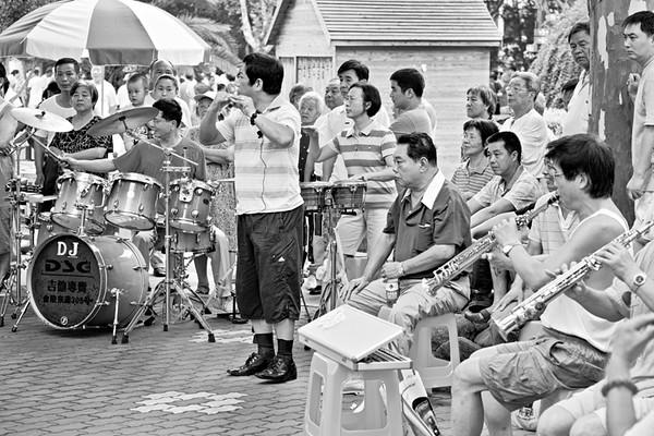 4) Full Blown Band