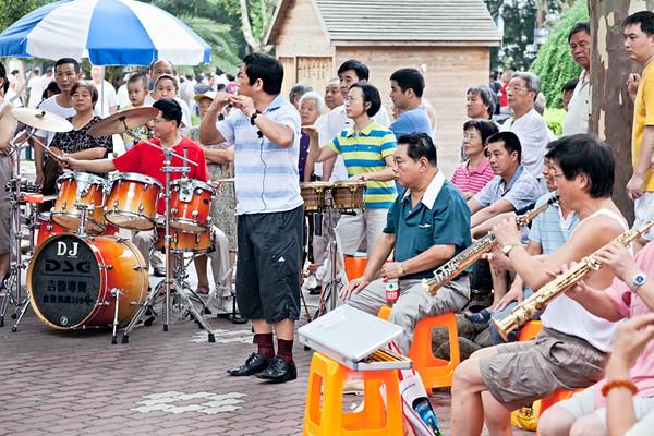 7) Full Blown Band