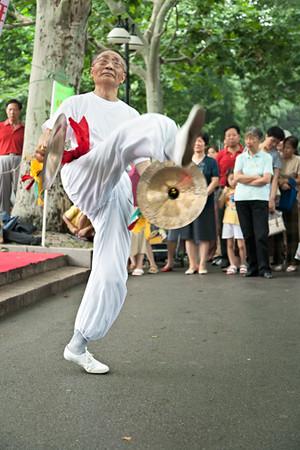 2) Cymbals Man