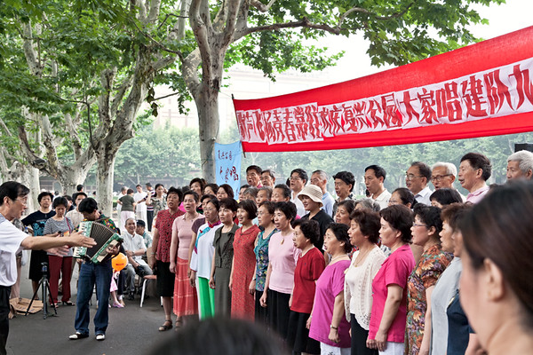 6) Group Singing 1