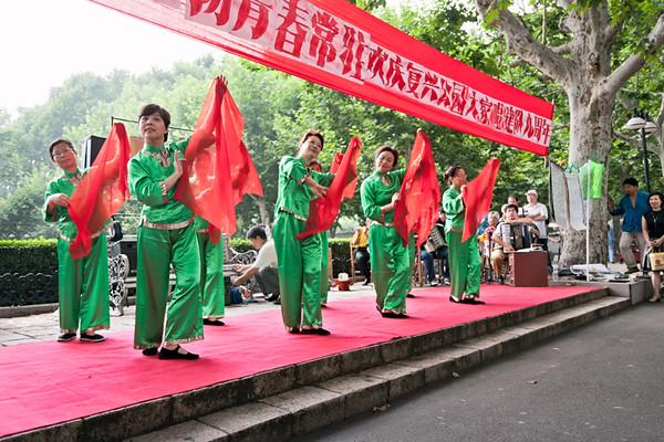 5) Green Women w Red Scarf 2
