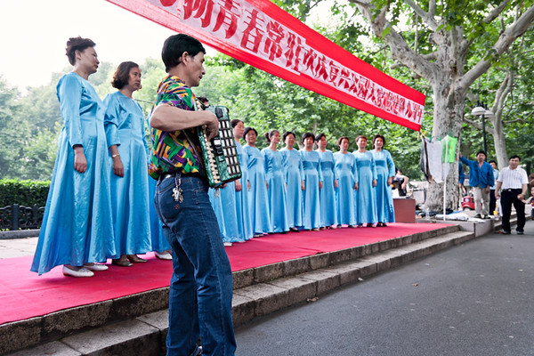 4) Blue Choir 2