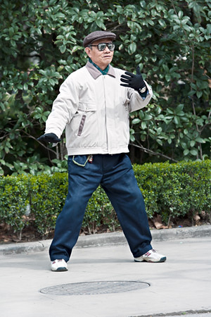 13) 	Winter Man Tai Chi 2