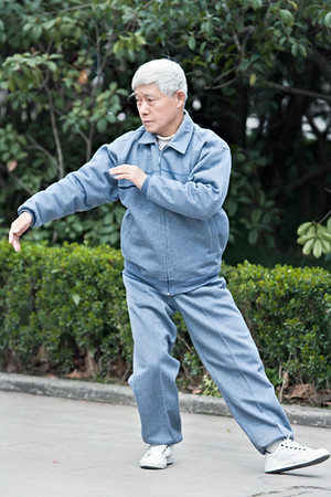 14) 	Winter Tai Chi Man 1