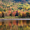 Autumn color in Acadia National Park on Mount Desert Island in Maine. The earliest record of European exploration of Mount Desert Island was in 1604. The National Park (the first east of the Mississippi) was created in 1919, but it had been declared a national monument in 1916.