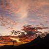 Sunrise in Big Bend National Park.