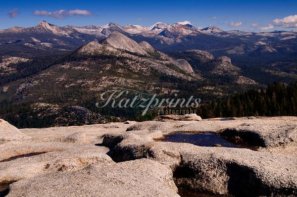 High Sierra Panorama