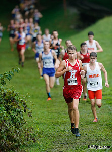 Monroe Parker Invitational XC (12 Sep 2015)
