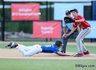 Winchester vs Arlington Baseball (16 Jul 2015)